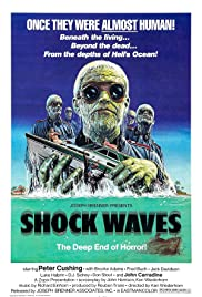 Shock Waves (1977) Poster - Movie Forum, Cast, Reviews