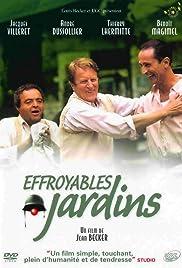 Effroyables jardins(2003) Poster - Movie Forum, Cast, Reviews