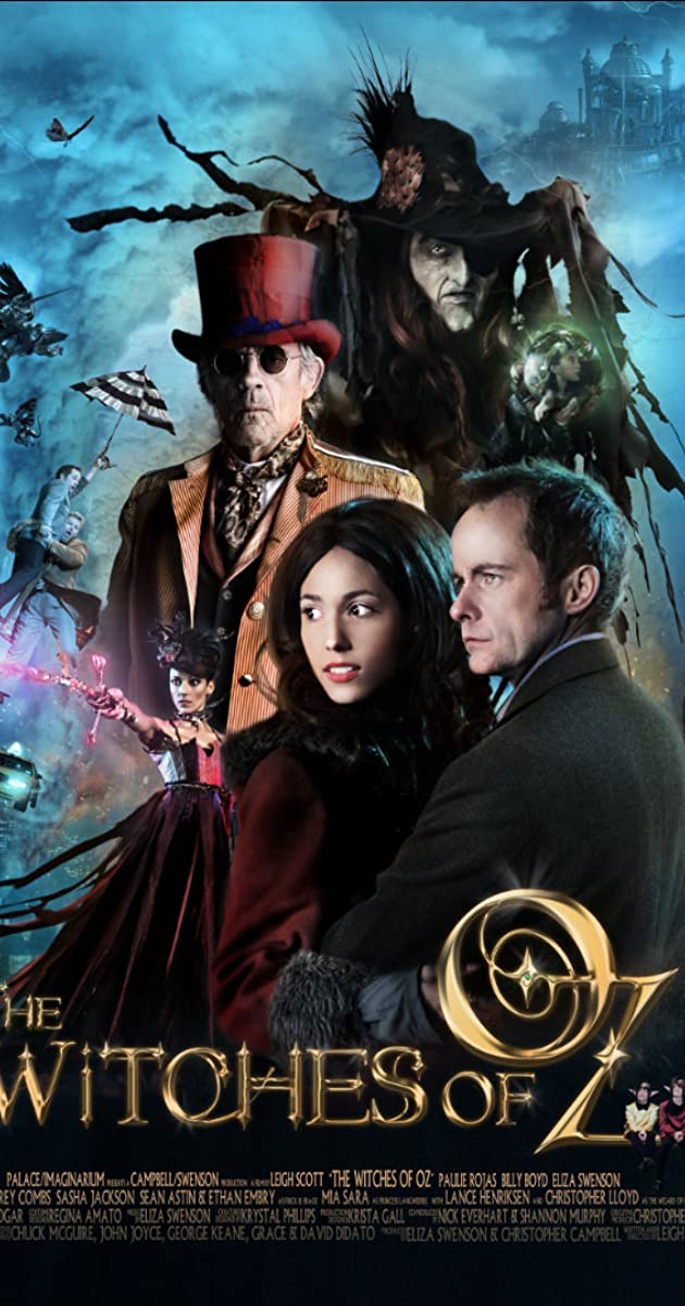 the witches of oz tv miniseries 2011� imdb