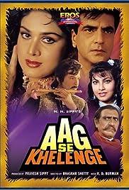 Aag Se Khelenge Poster