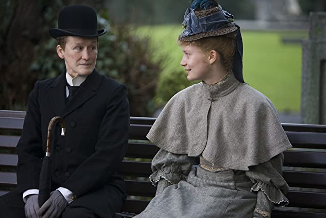 Glenn Close and Mia Wasikowska in Albert Nobbs (2011)