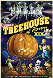 Treehouse of Horror XIX Poster