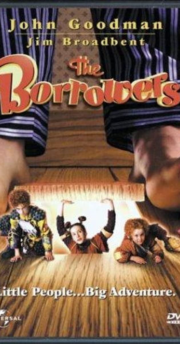 Skolininkai / The Borrowers (1997) Online