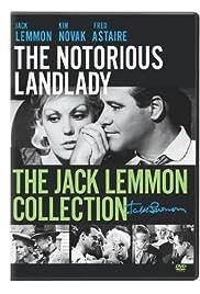 The Notorious Landlady Poster