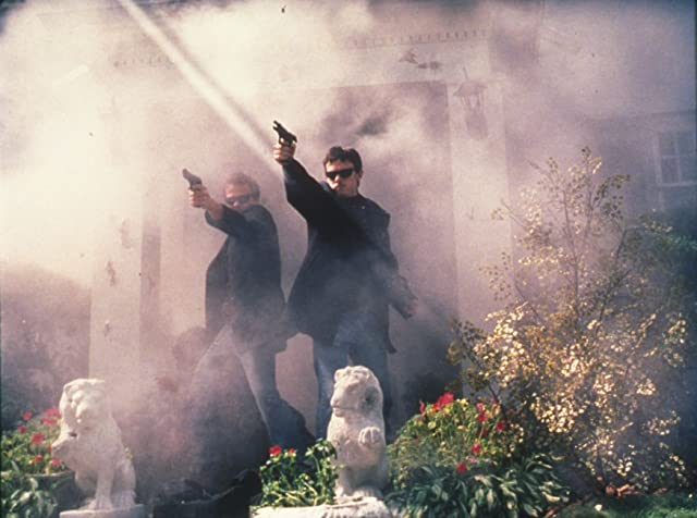 Sean Patrick Flanery and Norman Reedus in The Boondock Saints (1999)