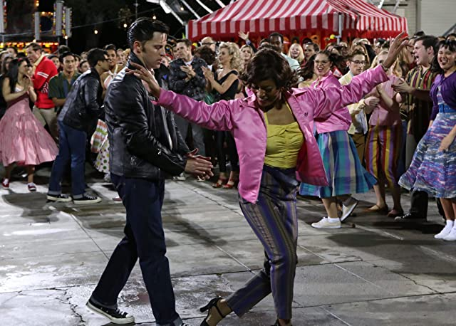 pictures amp photos from grease live tv movie 2016 imdb