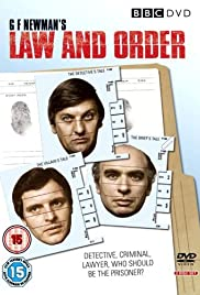 Law & Order Poster