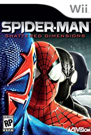 Spider-Man: Shattered Dimensions Poster