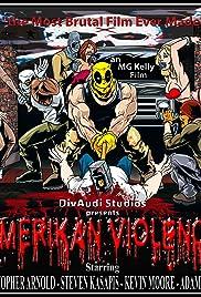 Amerikan Violence Poster