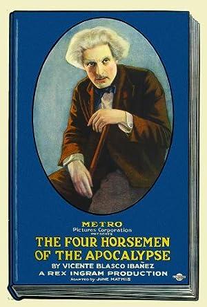 The Four Horsemen of the Apocalypse poster