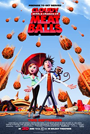 Cloudy with a Chance of Meatballs (2009) Download on Vidmate