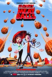 Cloudy with a Chance of Meatballs (2009) Poster - Movie Forum, Cast, Reviews