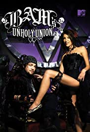 Bam's Unholy Union Poster - TV Show Forum, Cast, Reviews