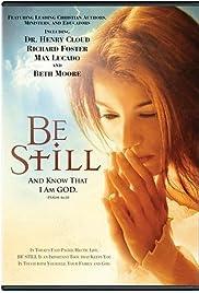 Be Still Poster