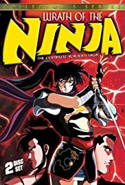 Wrath of the Ninja: The Yotoden Movie (1989) Poster - Movie Forum, Cast, Reviews
