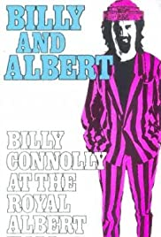 Billy and Albert: Billy Connolly at the Royal Albert Hall Poster