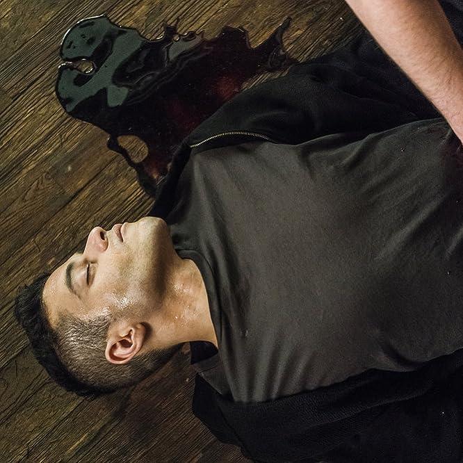 Rami Malek en el Sr. Robot (2015)
