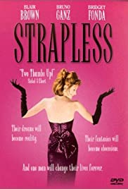 Strapless (1989) Poster - Movie Forum, Cast, Reviews