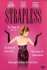 Strapless Poster