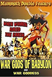 War Gods of Babylon Poster