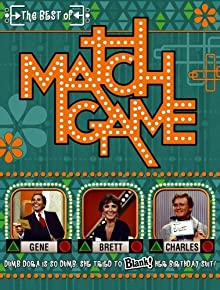 Poster Match Game 73