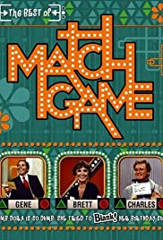 Match Game PM Poster
