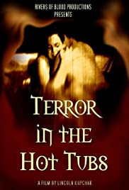Terror in the Hot Tubs Poster