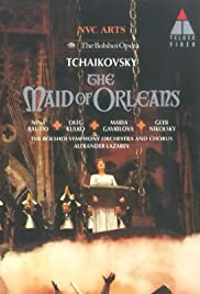 The Maid of Orleans Poster