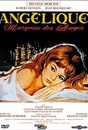 Angélique, marquise des anges Poster