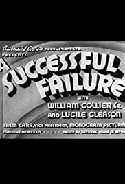 A Successful Failure Poster