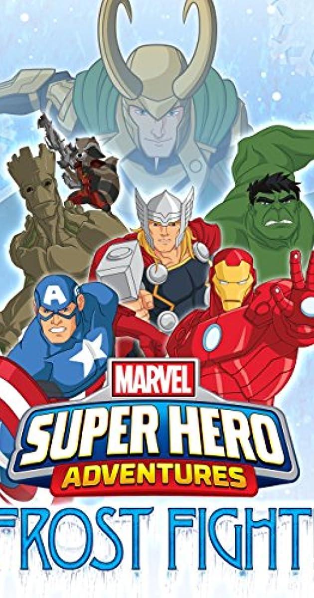 Marvel Super Hero Adventures: les gladiateurs de la glace