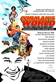Corman's World: Exploits of a Hollywood Rebel (2011) Poster - Movie Forum, Cast, Reviews