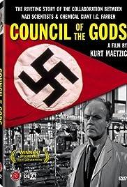 Der Rat der Götter Poster