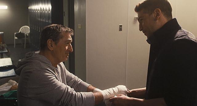 Robert De Niro and Jon Bernthal in Grudge Match (2013)