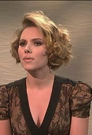 Scarlett Johansson/Arcade Fire Poster