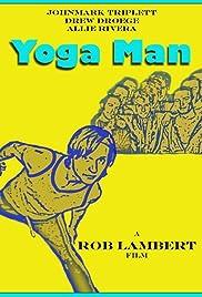 Yoga Man Poster