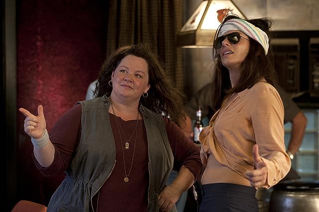 Sandra Bullock and Melissa McCarthy in The Heat (2013)
