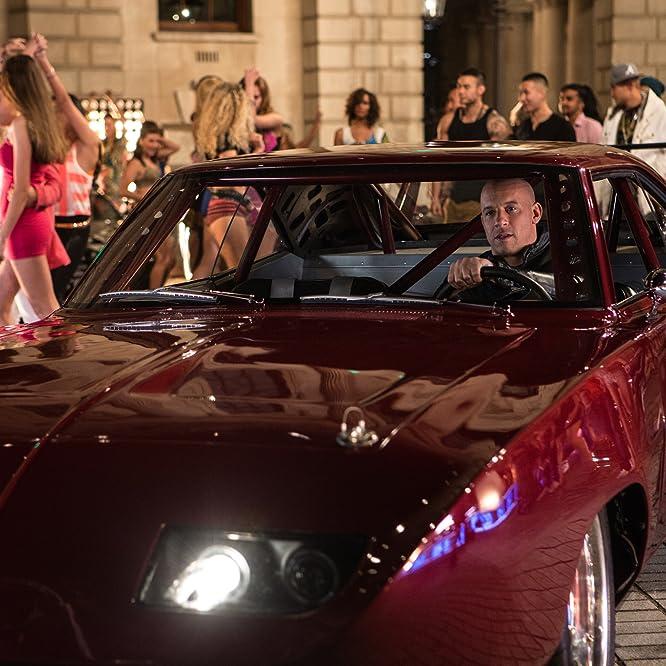 Vin Diesel in Fast & Furious 6 (2013)