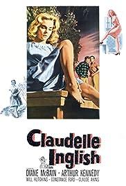Claudelle Inglish(1961) Poster - Movie Forum, Cast, Reviews