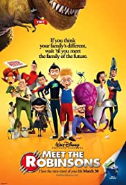 Meet the Robinsons (English)