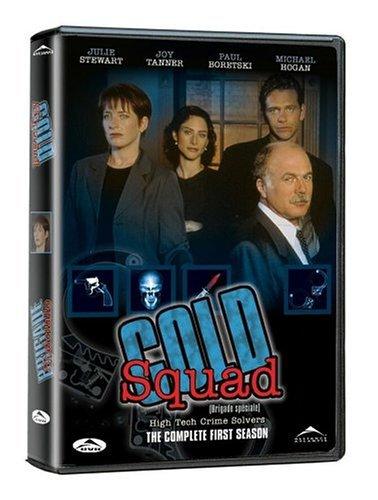 Paul Boretski, Michael Hogan, Julie Stewart, and Joy Tanner in Cold Squad (1998)
