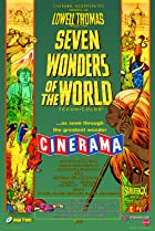 Seven Wonders of the World (1956) Poster