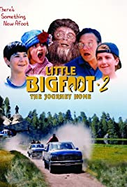 Little Bigfoot 2: The Journey Home(1998) Poster - Movie Forum, Cast, Reviews
