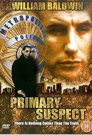 Primary Suspect Poster