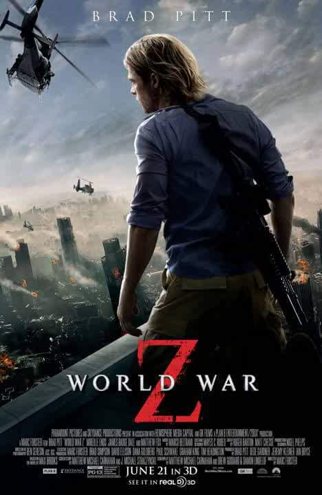 World War Z 2013 Hindi Dual Audio ORG 480p BRRip full movie watch online freee download at movies365.org