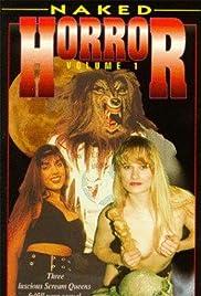 Naked Horror Poster