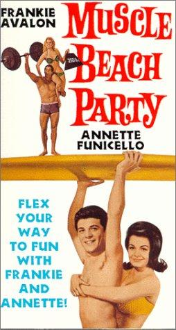 Muscle Beach Party Watch Full Movie Free Online