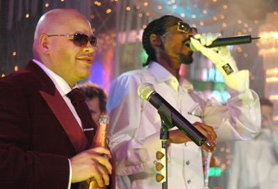 Snoop Dogg and Fat Joe