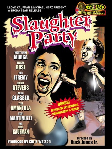 Slaughter Party (2006) (V) Watch Full Movie Free Online