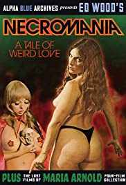 'Necromania': A Tale of Weird Love! Poster